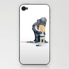 enemies hug I iPhone & iPod Skin