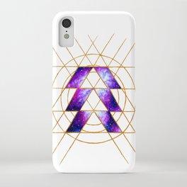 Nebula Hunter Sigil iPhone Case