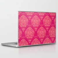 damask Laptop & iPad Skins featuring Damask by cactus studio