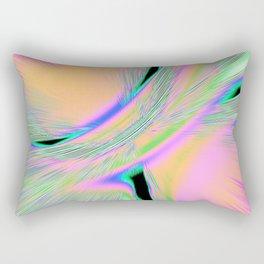Re-Created  Aurora XI by Robert S. Lee Rectangular Pillow
