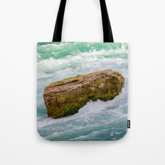 Solid as a rock Tote Bag