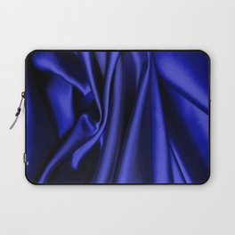 Beautiful Blue Christmas Laptop Sleeve