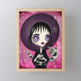 Strange and Unusual Framed Mini Art Print