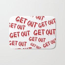 Get Out Horror House Bath Mat