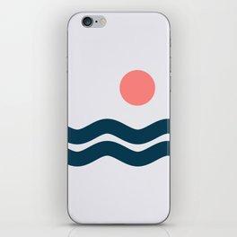 Nautical 06 No.1 iPhone Skin