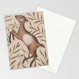 The Goat and Willow Stationery Cards