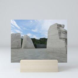 Martin Luther King Memorial Mini Art Print