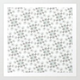 Pattttern Art Print