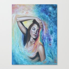 This Colorful World Canvas Print