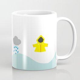 rainy days (Children's pattern) Coffee Mug