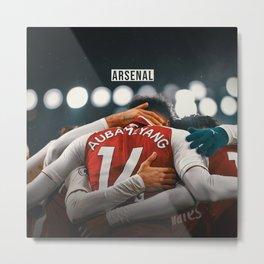 Arsenal Metal Print