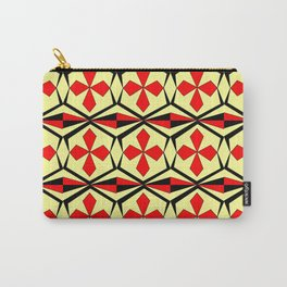 symetric patterns 59 -mandala,geometric,rosace,harmony,star,symmetry Carry-All Pouch