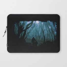 All Alone Laptop Sleeve