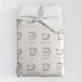 Hot Drinks Comforters