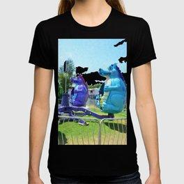 Dizzy Dragon Ride 1 T-shirt