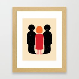 Inseparable Framed Art Print