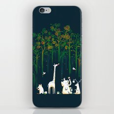 Re-paint the Forest iPhone Skin