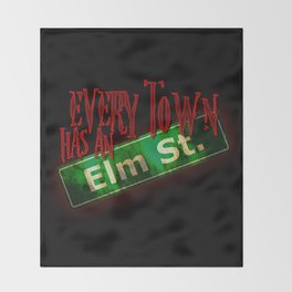 Every Town Elm Street Throw Blanket