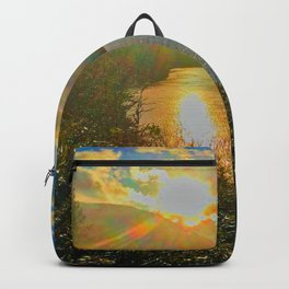 Columbia River Gorge, Sunset Backpack