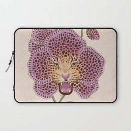 Wild Orchid Laptop Sleeve