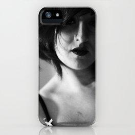 [ NOIR ] iPhone Case