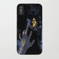 ghost iPhone & iPod Cases featuring Ghost by Joshua Kemble