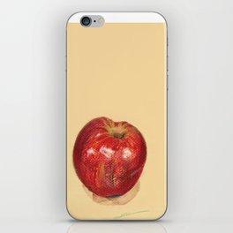 crispy apples iPhone Skin