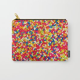 Round Sprinkles Carry-All Pouch