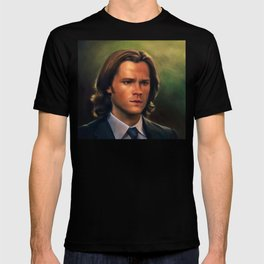 Sam Winchester from Supernatural T-shirt