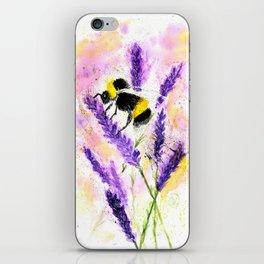 Buzzing Bumblebee iPhone Skin