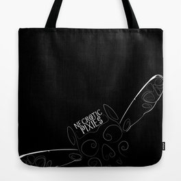 Necrotized Pixie Wings Tote Bag