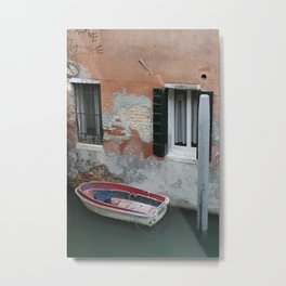 Unusual Venice #4  Metal Print