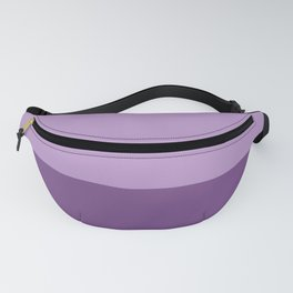 English Lavender Dreams - Color Therapy Fanny Pack