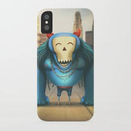 Monstah iPhone Case
