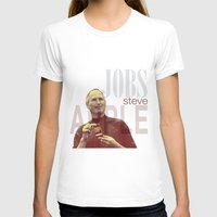 steve jobs T-shirts featuring Steve Jobs by Thomas Official