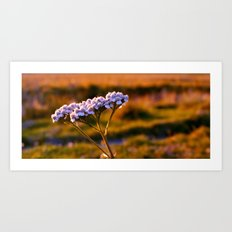 Strong and pride Art Print