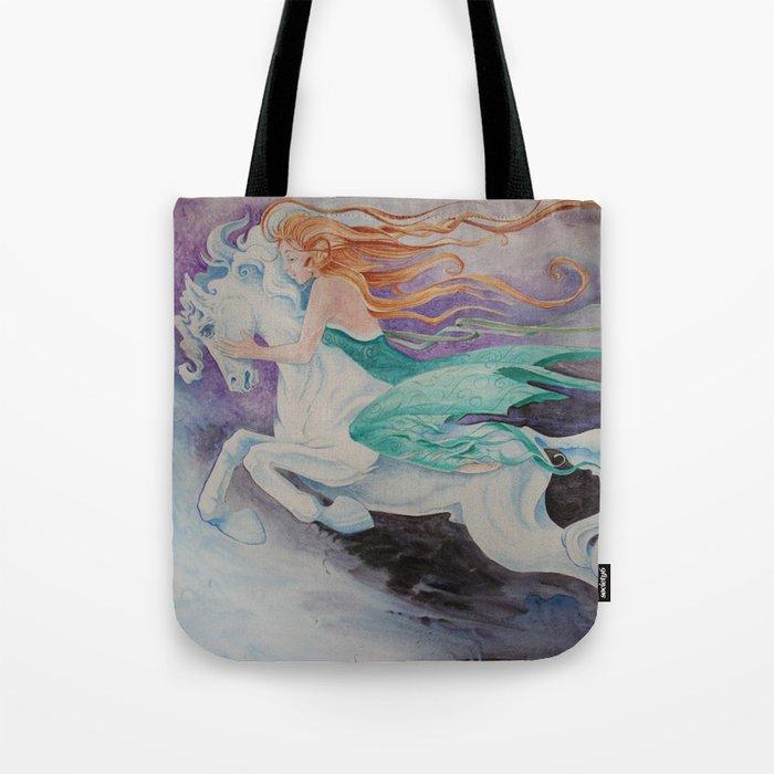Dream Rider Tote Bag