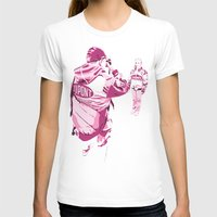racing T-shirts featuring Racing Fans by Umbrella Design