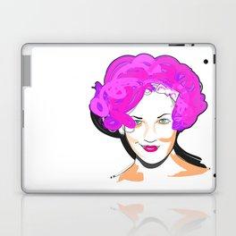 Drew Barrymore Laptop & iPad Skin