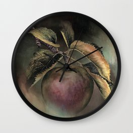 APPLE BRANCH Wall Clock