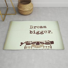 Dream Bigger Rug