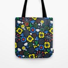 Blooming Wild Tote Bag