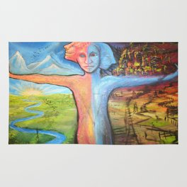 Truth & Consequences  Rug