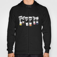 Reservoir Colours (no blood and dark colored t-shirts) Hoody