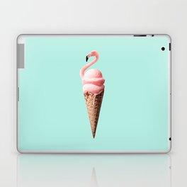 FLAMINGO CONE Laptop & iPad Skin