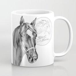 Barney the Hunter: Spirit of the Horse Coffee Mug