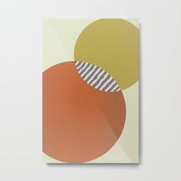Papercuts VI Metal Print