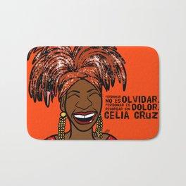 La Reina Celia Cruz Bath Mat
