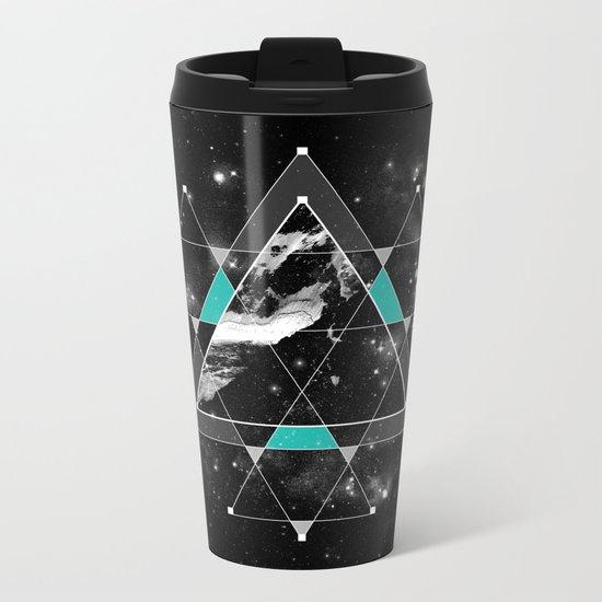 Time & Space Metal Travel Mug