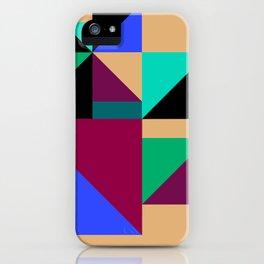 scandinavian chic iPhone Case